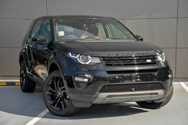 New Land Rover Discovery Sport TD4 180 HSE Luxury, Springwood, 2017 Land Rover Discovery Sport TD4 180 HSE Luxury Wagon