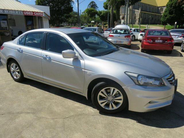 Used Honda Accord VTi, Toowoomba, 2012 Honda Accord VTi Sedan