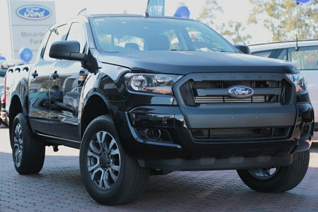 Discounted New Ford Ranger XL Double Cab 4x2 Hi-Rider, Narellan, 2017 Ford Ranger XL Double Cab 4x2 Hi-Rider Utility
