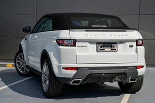 2017 Land Rover Range Rover Evoque TD4 180 SE Dynamic Convertible.
