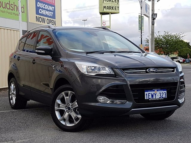 Used Ford Kuga Trend AWD, Morley, 2015 Ford Kuga Trend AWD Wagon