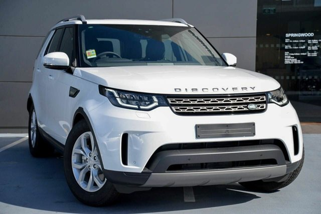 New Land Rover Discovery Td4 SE, Springwood, 2017 Land Rover Discovery Td4 SE Wagon