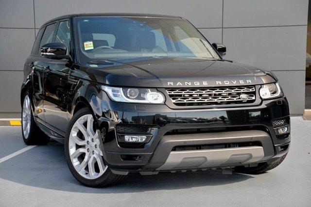 Demonstrator, Demo, Near New Land Rover Range Rover Sport SDV6 CommandShift SE, Southport, 2017 Land Rover Range Rover Sport SDV6 CommandShift SE Wagon