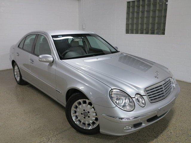 Used Mercedes-Benz E270 CDI Elegance, Albion, 2003 Mercedes-Benz E270 CDI Elegance Sedan