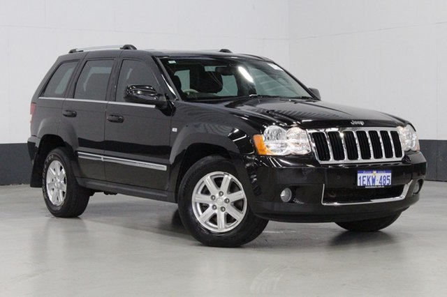 Used Jeep Grand Cherokee Limited (4x4), Bentley, 2008 Jeep Grand Cherokee Limited (4x4) Wagon
