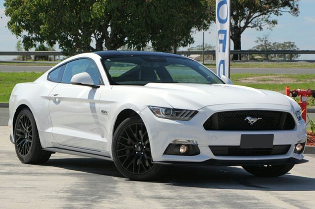 New Ford Mustang GT Fastback SelectShift, Cardiff, 2017 Ford Mustang GT Fastback SelectShift Fastback