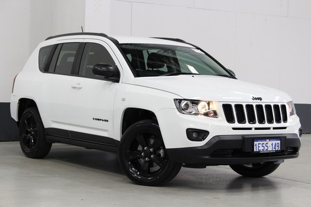 Used Jeep Compass Blackhawk, Bentley, 2015 Jeep Compass Blackhawk Wagon