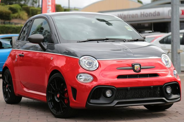 Discounted New Abarth 595 Competizione, Southport, 2017 Abarth 595 Competizione Hatchback