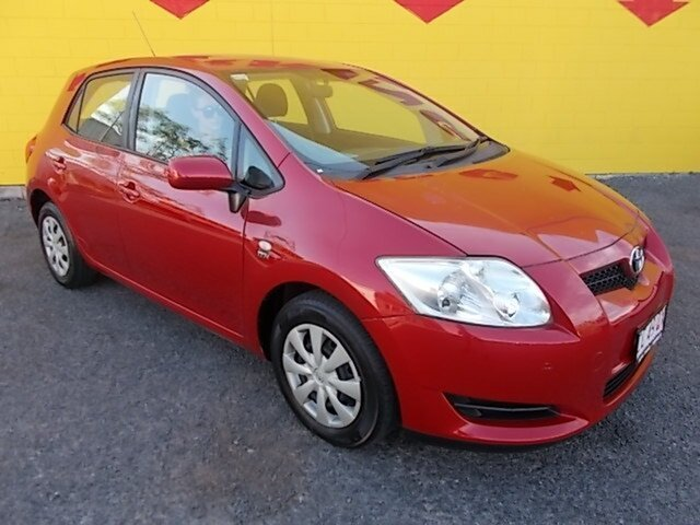Used Toyota Corolla Ascent, Winnellie, 2009 Toyota Corolla Ascent Hatchback