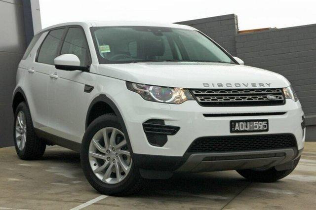 Demonstrator, Demo, Near New Land Rover Discovery Sport, Doncaster, 2017 Land Rover Discovery Sport