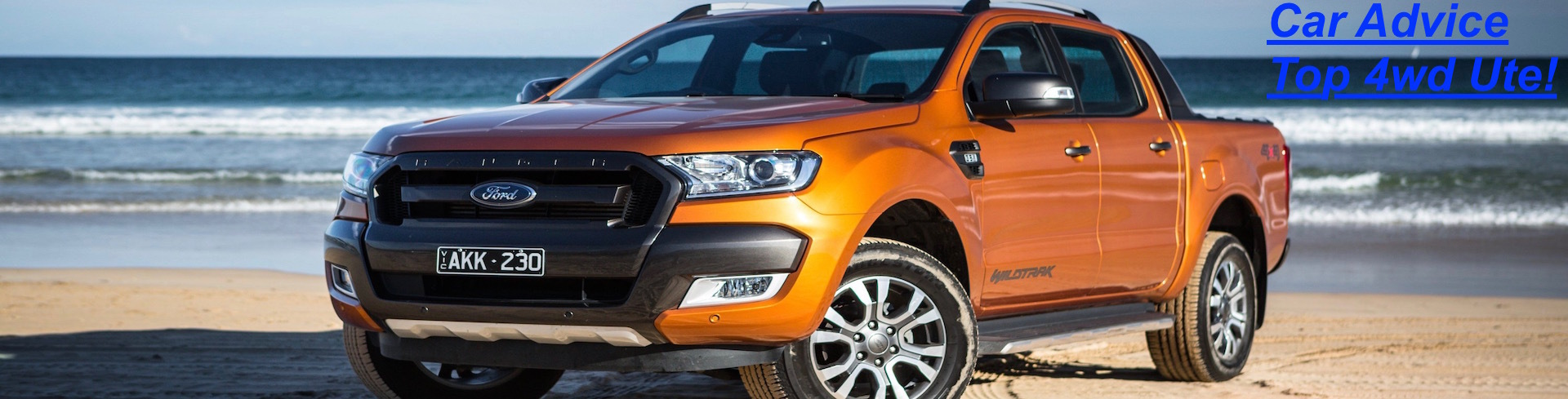 Car Advice article - Top 5 Utes