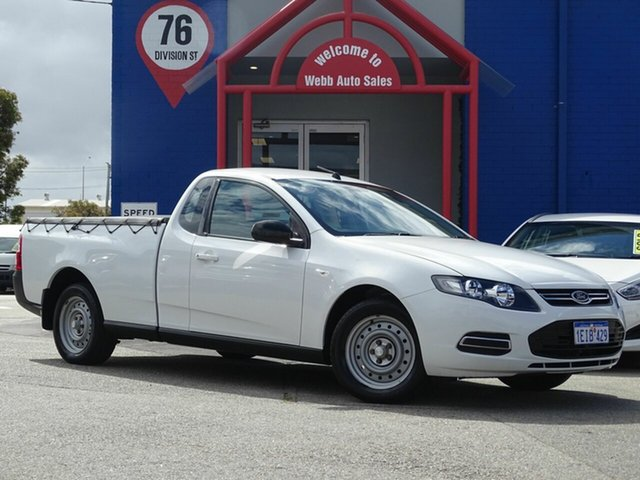 Discounted Used Ford Falcon EcoLPi Ute Super Cab, Welshpool, 2013 Ford Falcon EcoLPi Ute Super Cab Utility