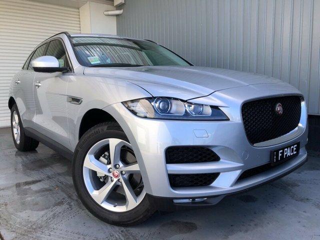 Discounted Demonstrator, Demo, Near New Jaguar F-PACE 20d AWD Prestige, Hobart, 2017 Jaguar F-PACE 20d AWD Prestige Wagon