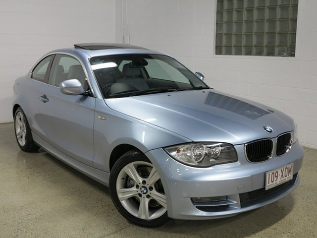 Used BMW 123d Steptronic, Albion, 2009 BMW 123d Steptronic Coupe