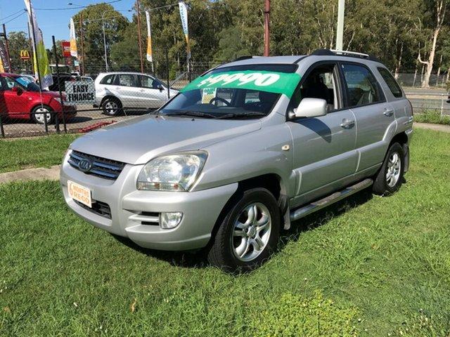 Used Kia Sportage EX-L (Limited) (4x4), Clontarf, 2009 Kia Sportage EX-L (Limited) (4x4) Wagon