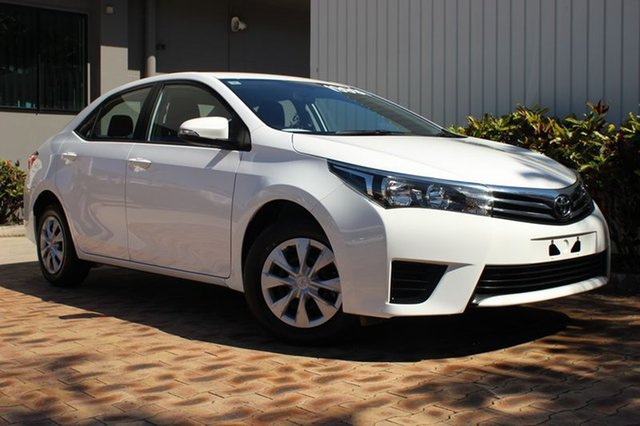Used Toyota Corolla Ascent S-CVT, Cairns, 2016 Toyota Corolla Ascent S-CVT Sedan