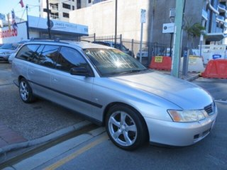 2003 Holden Commodore Executive Wagon.