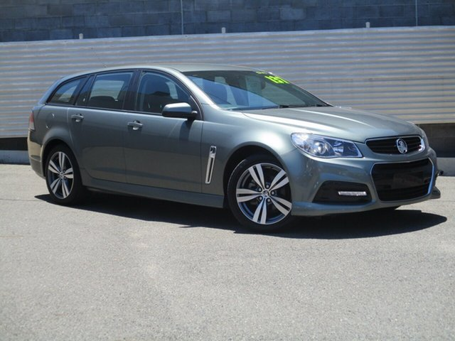 Used Holden Commodore SV6 Sportwagon, Gladstone, 2015 Holden Commodore SV6 Sportwagon Wagon