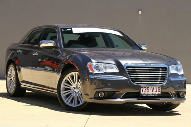 Used Chrysler 300 Limited E-Shift, Moorooka, Brisbane, 2012 Chrysler 300 Limited E-Shift Sedan