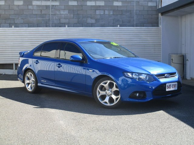 Used Ford Falcon XR6, Gladstone, 2012 Ford Falcon XR6 Sedan