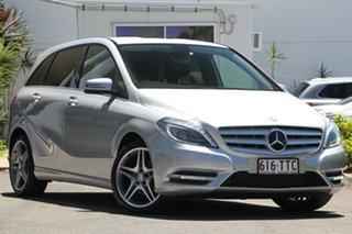 2014 Mercedes-Benz B200 CDI DCT Hatchback.