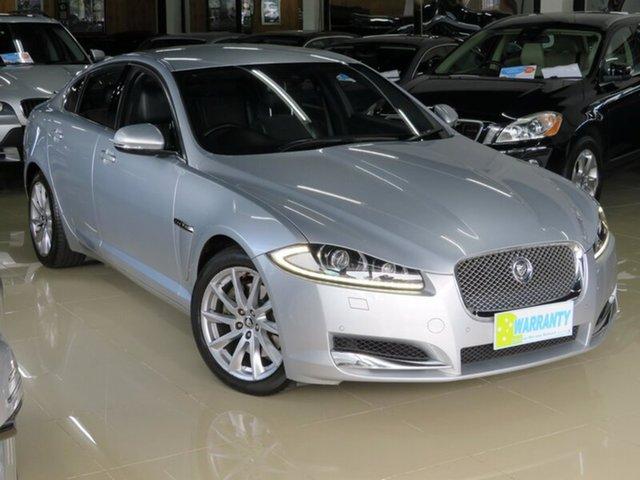 Used Jaguar XF 2.2D Luxury, Seaford, 2012 Jaguar XF 2.2D Luxury Sedan