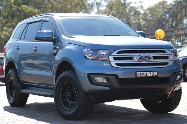 Discounted Demonstrator, Demo, Near New Ford Everest Ambiente RWD, Southport, 2017 Ford Everest Ambiente RWD SUV