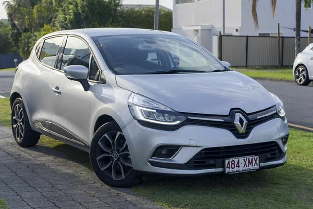 Discounted Demonstrator, Demo, Near New Renault Clio Zen EDC, Southport, 2017 Renault Clio Zen EDC Hatchback