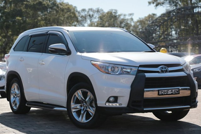 Discounted Used Toyota Kluger Grande AWD, Warwick Farm, 2016 Toyota Kluger Grande AWD SUV