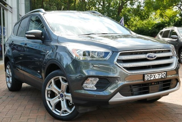 Demonstrator, Demo, Near New Ford Escape Titanium AWD, Southport, 2016 Ford Escape Titanium AWD Wagon
