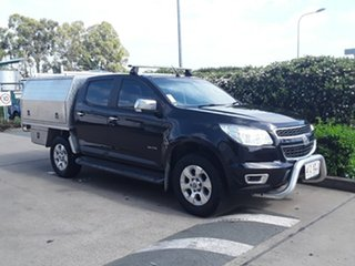Used Holden Colorado LTZ Crew Cab, Acacia Ridge, 2012 Holden Colorado LTZ Crew Cab RG MY13 Utility