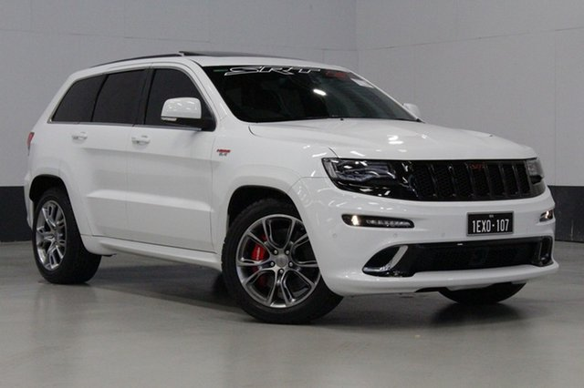 Used Jeep Grand Cherokee SRT 8 (4x4), Bentley, 2014 Jeep Grand Cherokee SRT 8 (4x4) Wagon