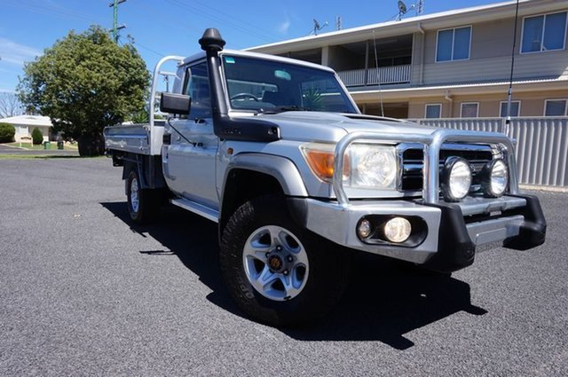 Discounted Used Toyota Landcruiser GXL, 2008 Toyota Landcruiser GXL Cab Chassis