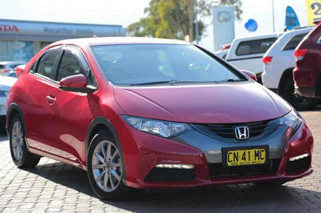 Used Honda Civic VTi-S, Narellan, 2012 Honda Civic VTi-S Hatchback