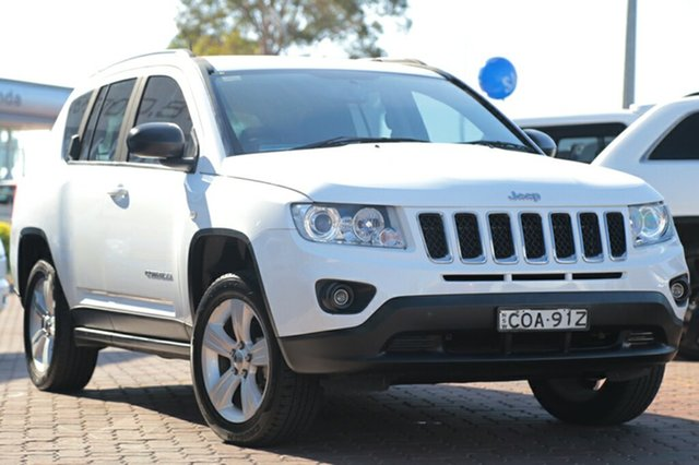 Used Jeep Compass Sport, Narellan, 2012 Jeep Compass Sport SUV