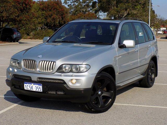 Used BMW X5 Steptronic, Maddington, 2004 BMW X5 Steptronic Wagon