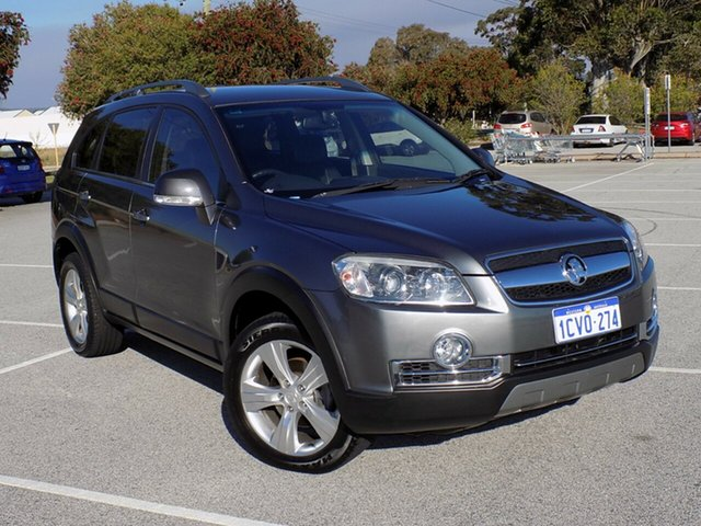 Used Holden Captiva LX AWD 60th Anniversary, Maddington, 2008 Holden Captiva LX AWD 60th Anniversary Wagon
