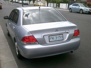 2005 Mitsubishi Lancer ES Sedan.