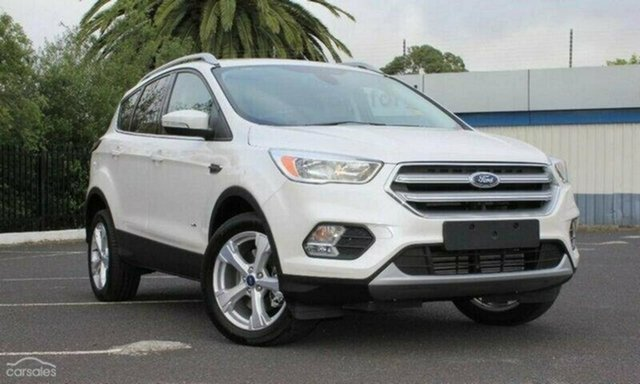 Demonstrator, Demo, Near New Ford Escape Trend PwrShift AWD, Warwick Farm, 2016 Ford Escape Trend PwrShift AWD Wagon