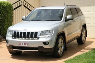 Discounted Used Jeep Grand Cherokee Limited, Bundall, 2012 Jeep Grand Cherokee Limited WK MY2012 Wagon