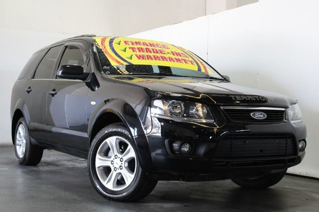 Used Ford Territory Ghia (4x4), Underwood, 2007 Ford Territory Ghia (4x4) Wagon