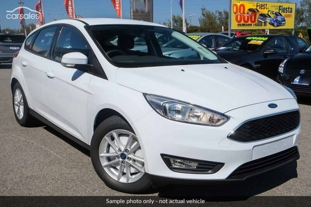 Demonstrator, Demo, Near New Ford Focus Trend, Warwick Farm, 2017 Ford Focus Trend Hatchback