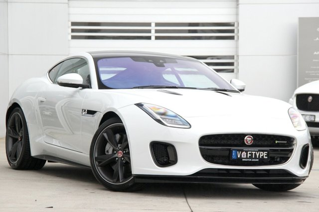 Used Jaguar F-TYPE R-Dynamic Quickshift RWD 221kW, Gardenvale, 2017 Jaguar F-TYPE R-Dynamic Quickshift RWD 221kW Convertible