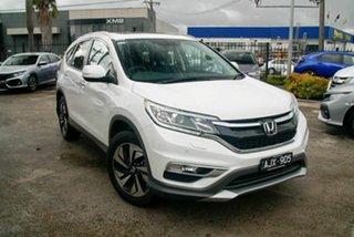 Demonstrator, Demo, Near New Honda CR-V VTi-L (4x4), Mulgrave, 2016 Honda CR-V VTi-L (4x4) 30 Series 2 MY17 Wagon