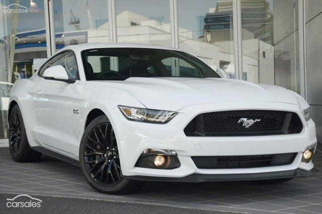 New Ford Mustang GT Fastback SelectShift, Southport, 2017 Ford Mustang GT Fastback SelectShift Fastback