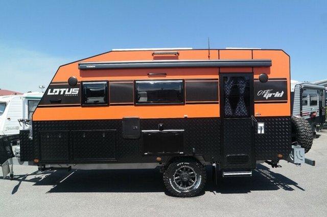 New Lotus Caravans OFF Grid, Barragup, 2017 Lotus Caravans OFF Grid Caravan