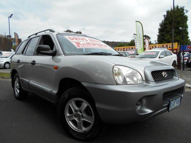Used Hyundai Santa Fe GL (4x4), Upper Ferntree Gully, 2000 Hyundai Santa Fe GL (4x4) Wagon