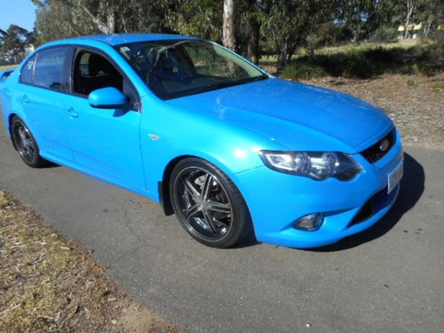 Discounted Used Ford Falcon XR6, Mile End, 2011 Ford Falcon XR6 Sedan