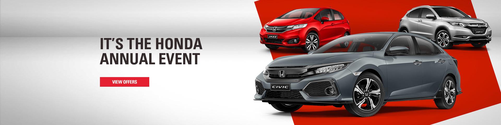 Honda - National Offer - Free 7yr Warranty & 7 Yr Roadside Assist