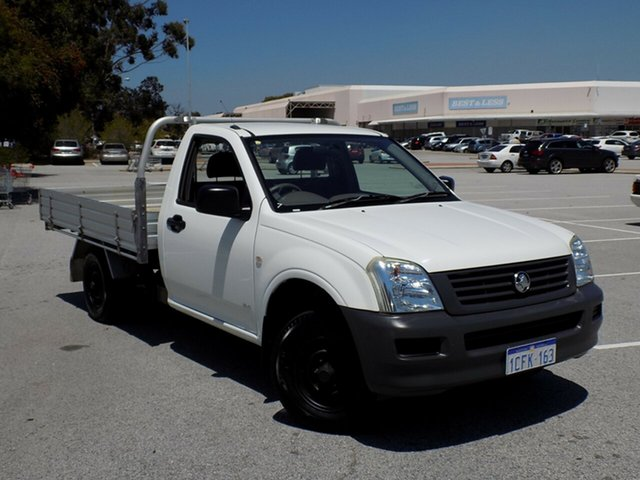 Used Holden Rodeo DX, Maddington, 2005 Holden Rodeo DX Cab Chassis